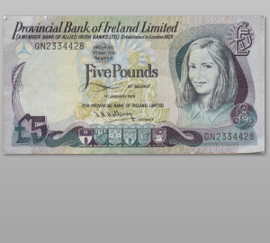 £5 Note (1977-79)