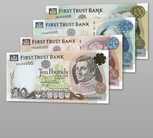 First Trust Bank Notes